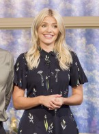 Holly Willoughby Wears Stunning Dress From Her New Favourite Brand Hobbs - And It's On Sale!