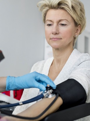 Women In Their 40s With High Blood Pressure Have Higher Dementia Risk