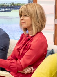Kate Garraway's Fabulous M&S Red Dress Is Under £40!