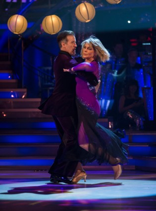Ruth Langsford Makes Huge Strictly Mistake Ahead Of Results Show