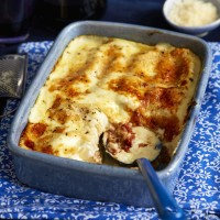 Beef Cannelloni with Taleggio
