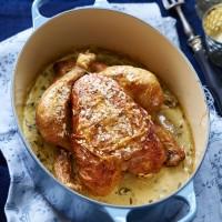 Tarragon Roast Chicken