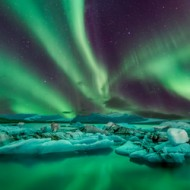See The Northern Lights With Dallas Campbell & Penny Thornton