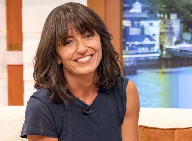 Davina McCall Discusses Embracing The Menopause
