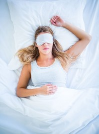The £8 Eye Mask Thousands Are Claiming Helps Them Nod Off