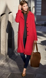 Stylish winter coats that cost £80 or less