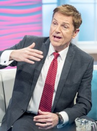 Brian Conley Explains His Reported Strictly 'Rant'