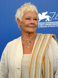 Dame Judi Dench Shares What Her Biggest Fear Is