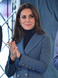 Does The Duchess Of Cambridge's Secret Meeting At Kensington Palace Mean She's Taking On The Role Of A More 'Professional Royal'?