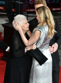Judi Dench Made Michelle Pfeiffer Cry - But The Reason Why Is Actually Really Sweet
