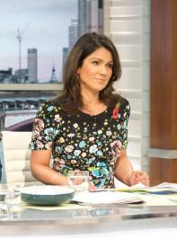 Susanna Reid's Floral Oasis Dress Is On Sale For £33!