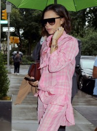Get A Pair Of Victoria Beckham's Cosy Pyjamas For A Fraction Of The Price