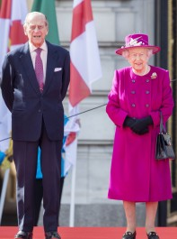Queen And Prince Philip Release Official Photos And Reveal Secret To Happy Marriage On Their 70th Wedding Anniversary