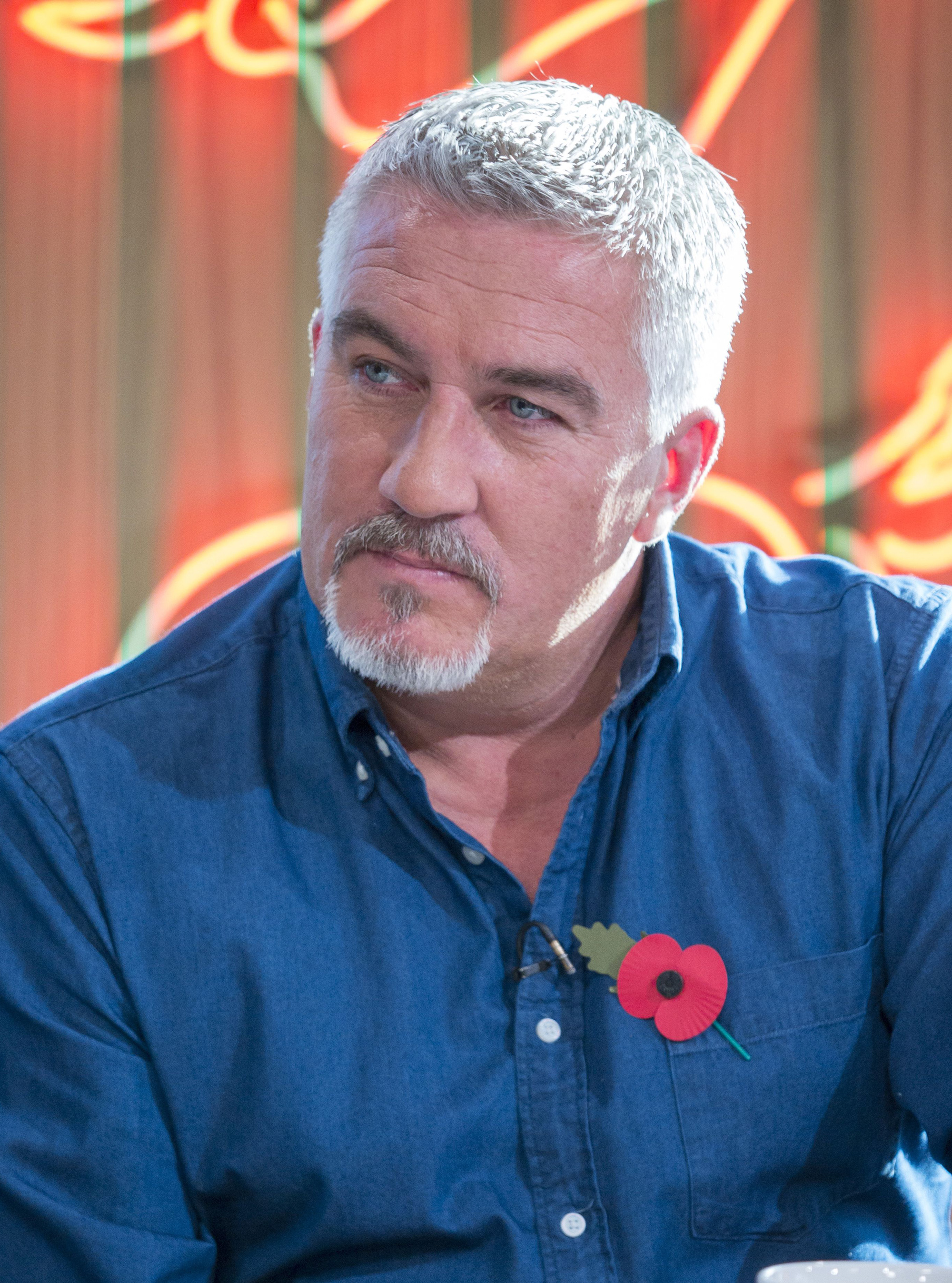 Paul Hollywood Announces Split From Wife Of 20 Years Alexandra
