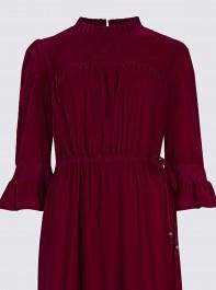 The Popular Marks & Spencer Velvet Dress That's Set To Sell Out