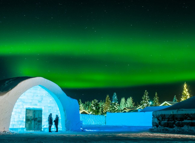 Your Chance To Stay In The Stunning Ice Hotel