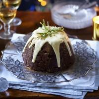 Christmas Tiffin Pudding
