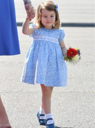 Princess Charlotte Has Received A Surprising Honour At The Tender Age Of 2