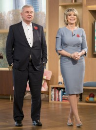 Eamonn Holmes' Touching Gesture For Wife Ruth - After The Pair Had A Tense 'Row'