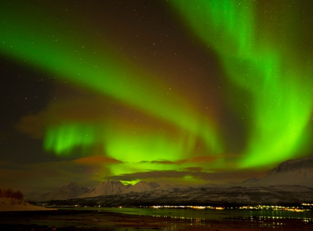 The Trip Of A Lifetime To See The Northern Lights
