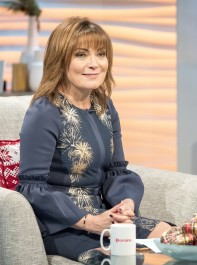 Lorraine Kelly Reveals The Big Life Change She's Planning For 2018