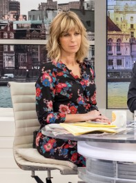 Kate Garraway Wears Stunning Floral Print Dress On Good Morning Britain - And It's Just £35!