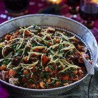 Moroccan Spiced Lamb Stew