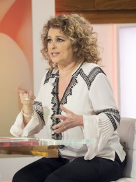 Nadia Sawalha Has A Stern Message For Her Daughter's Bullies