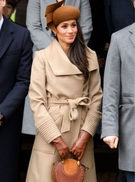 Meghan Markle's Luxurious Looking Gloves Cost Just £17.50 - And Are From Her Favourite High-Street Shop