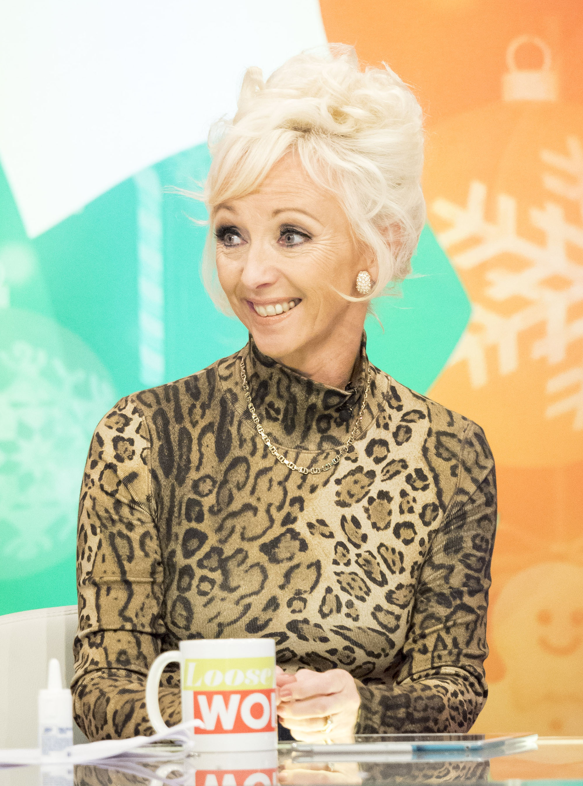 Debbie Mcgee Reveals How She S Made Her Strictly Partner